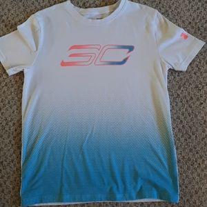 UNDER ARMOUR - STEPH CURRY T-SHIRT